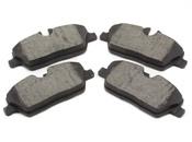 Mini Brake Pad Set - Bosch BP1308