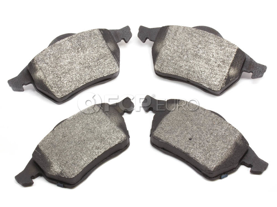 Audi VW Brake Pad Set - Bosch 8D0698151C