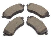 Mercedes Brake Pad Set - Bosch 0074205720