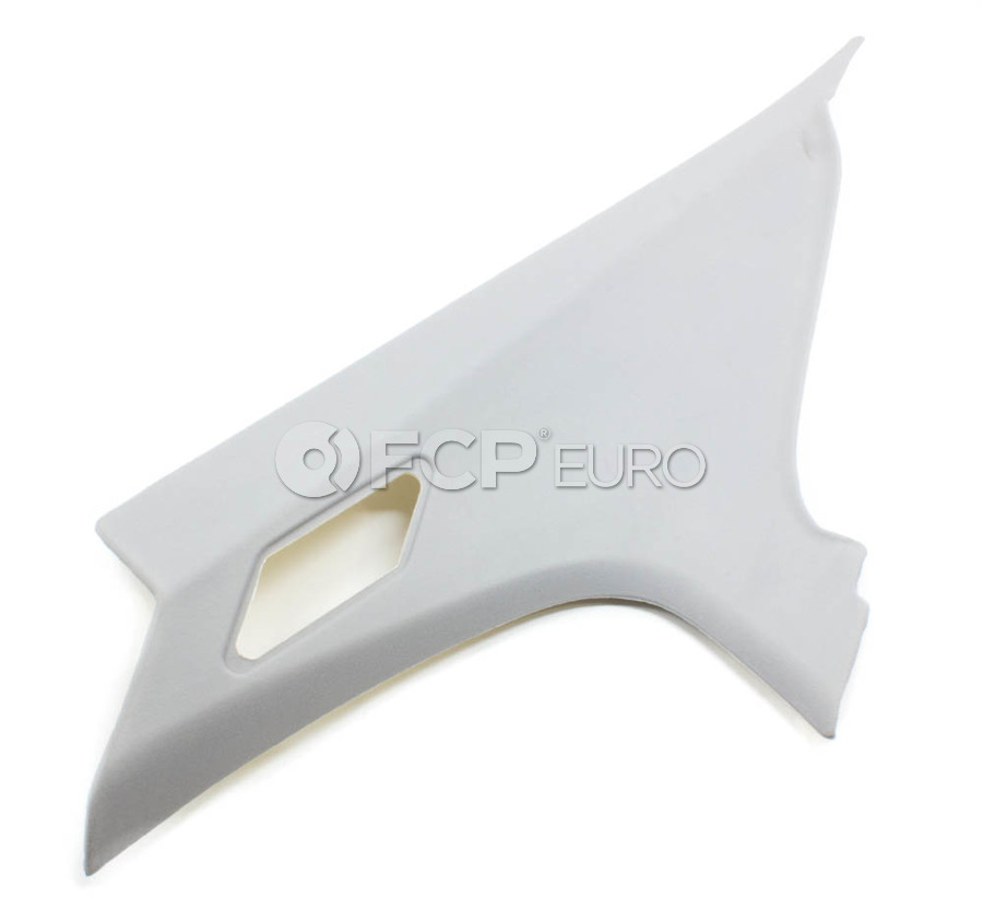 BMW Hellgrau C Pillar Cover - Genuine BMW 51438225576