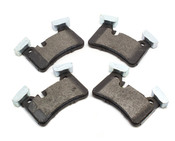 Mercedes Brake Pad Set - Textar 0074209320