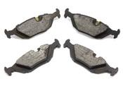 Saab Brake Pad Set - Bosch QuietCast 8968026