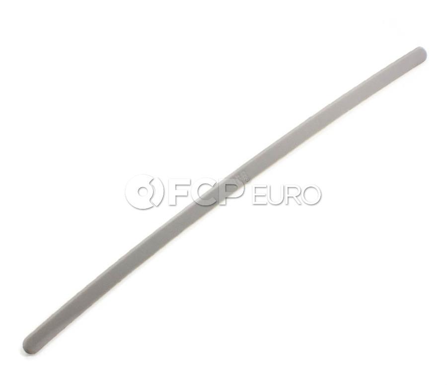 BMW A Pillar Trim Insert (Gray) - Genuine BMW 51438248252