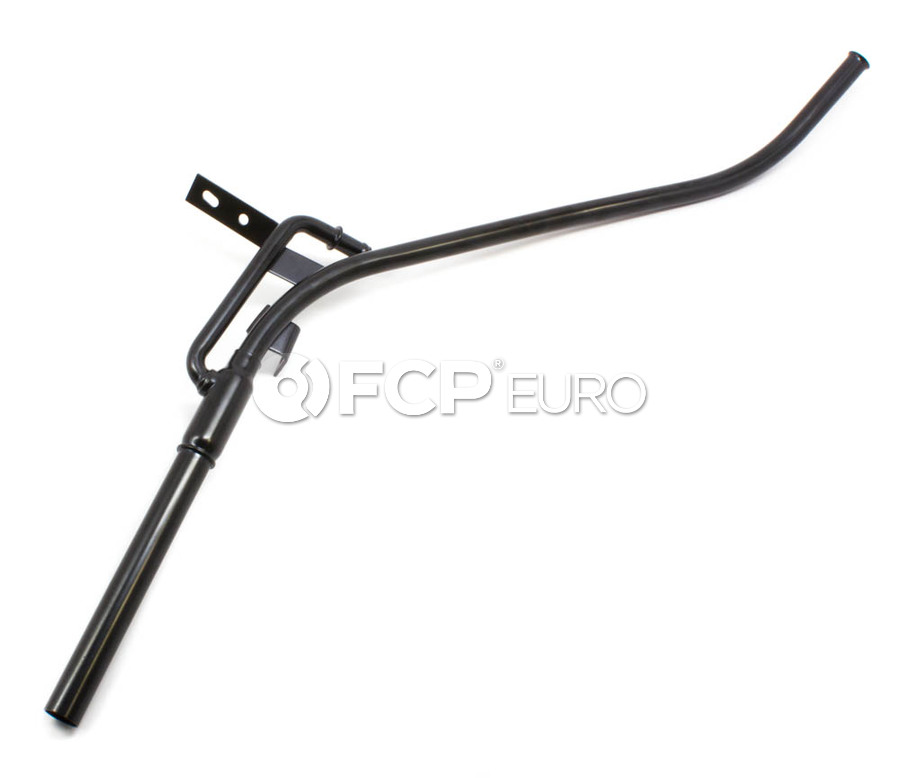 BMW Cold Climate Dipstick Tube - Genuine BMW 11437565438