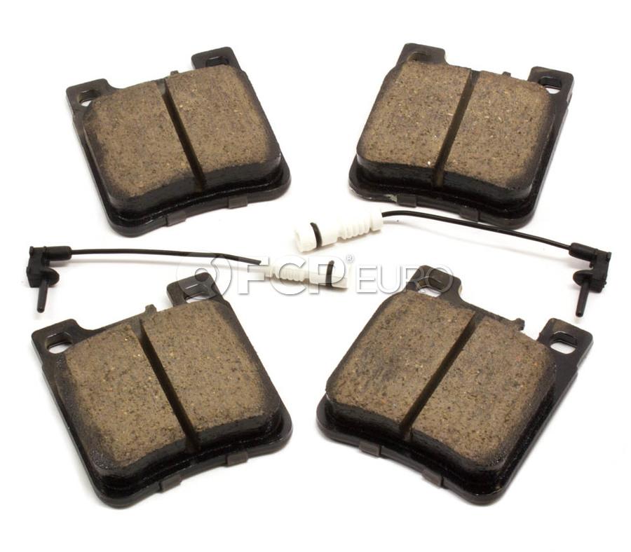 Mercedes Brake Pad Set - Akebono 004420922041