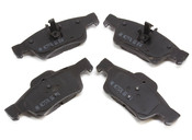 Mercedes Brake Pad Set - Akebono 0074201020