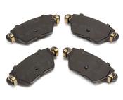 Jaguar Brake Pad Set - Akebono C2S52080