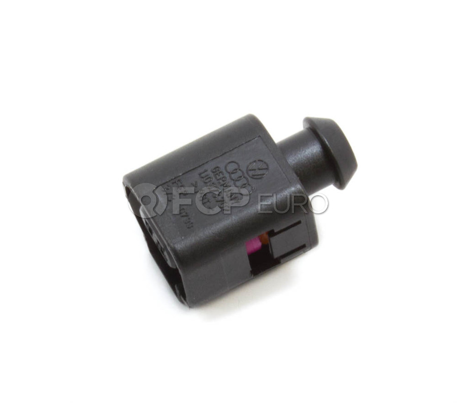 VW Electrical Connector Housing - Genuine VW 1J0973702