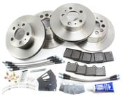 Volvo Brake Kit - Brembo 240ULTKIT