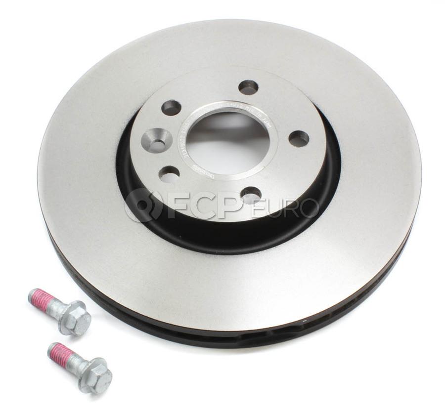 Volvo Disc Brake Rotor - Genuine Volvo 31341382