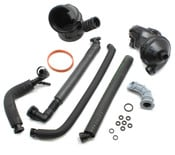 BMW Cold Climate PCV Breather System Kit - OE Supplier 11617533400KT