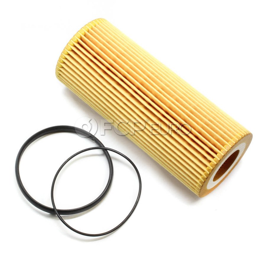 Audi VW Oil Filter - Mann 06E115562A