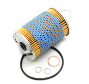 Mercedes Engine Oil Filter Kit - Hengst 0001800609