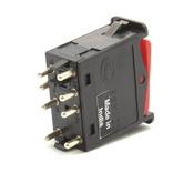 Mercedes Hazard Warning Switch - Hella 0008209010