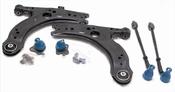 VW Control Arm Kit 6-Piece - Meyle VWCAKIT1