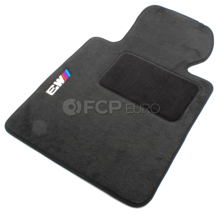 BMW Anthracite Carpeted Floor Mat Set