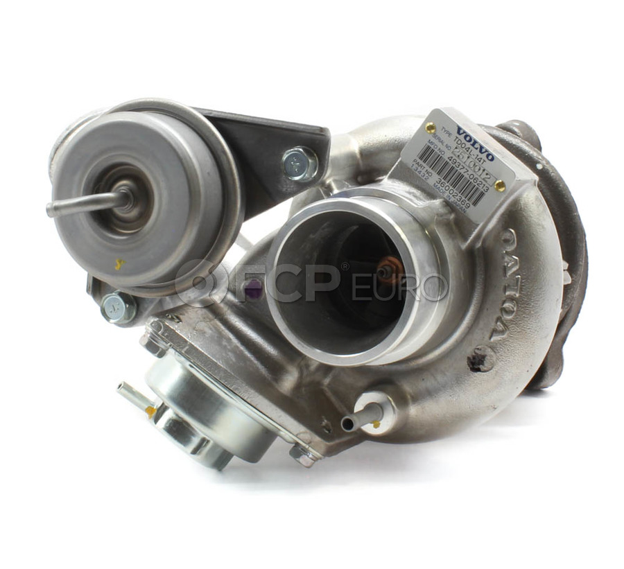 Volvo Turbocharger - Genuine Volvo 36002369