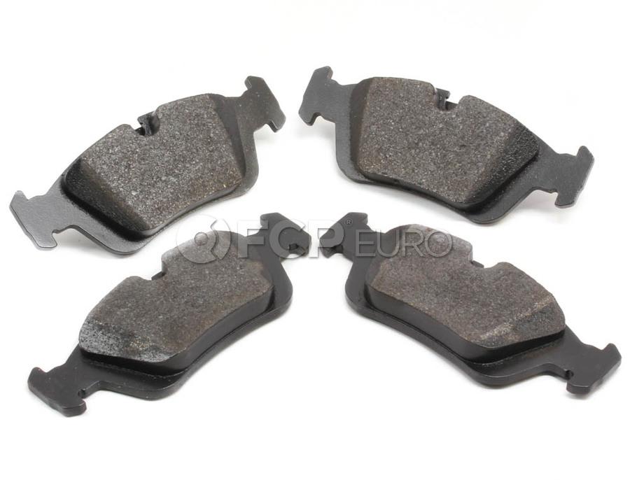 BMW Brake Pad Set - Genuine BMW 34116761244