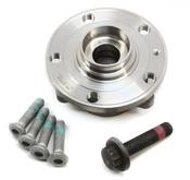 Audi VW Wheel Bearing Hub Assembly Kit - FAG 5K0498621