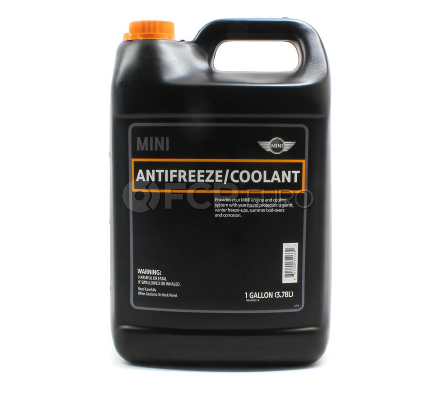 Mini Coolant/Antifreeze (1 Gallon) - Genuine Mini 82140031133