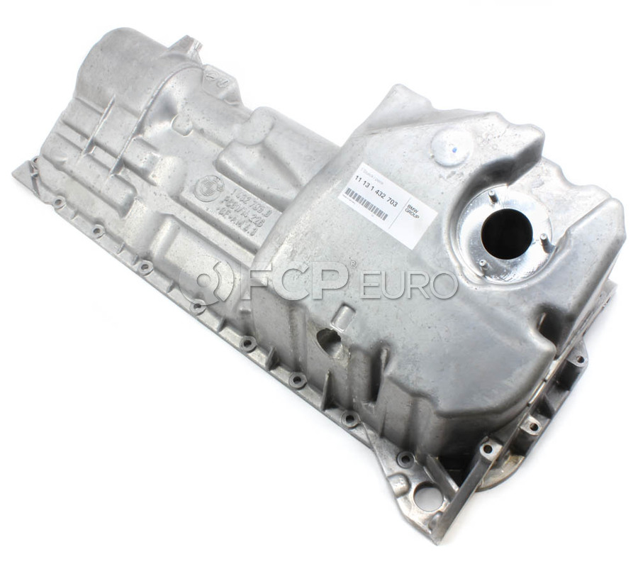BMW Oil Pan - Genuine BMW 11131432703