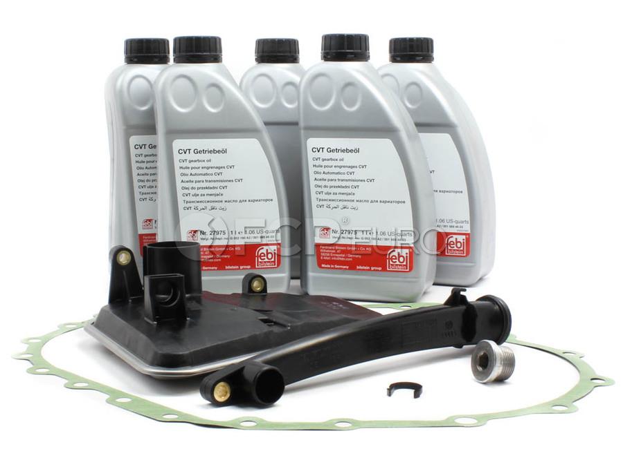 Audi Transmission Service Kit - TRANSVCCVT