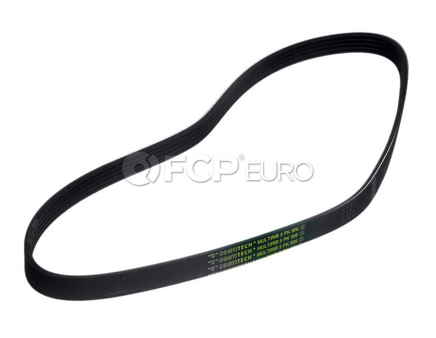 BMW AC Drive Belt - Contitech 5PK906