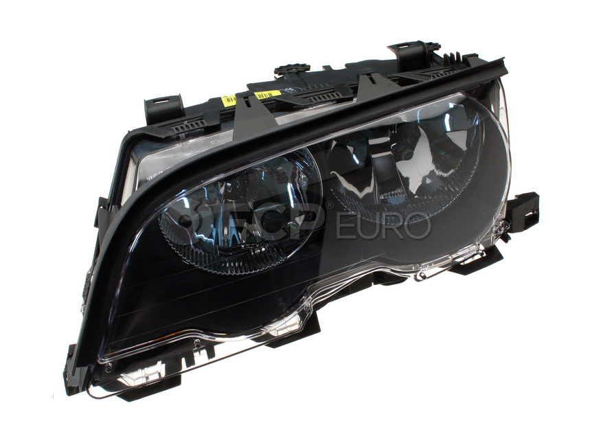 BMW Halogen Headlight Assembly - Magneti Marelli 63126904279