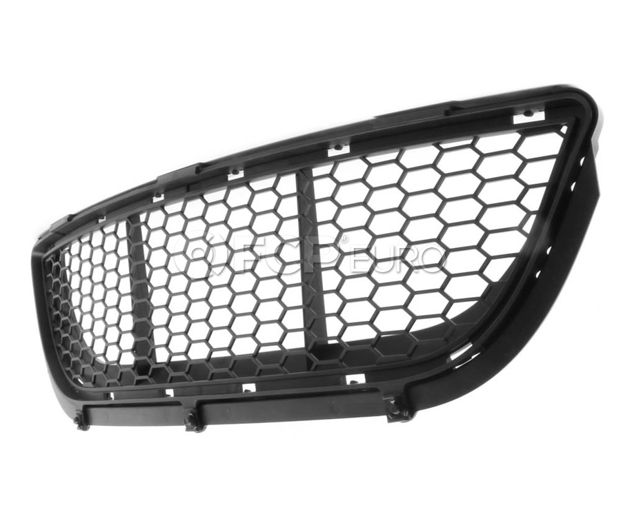 BMW Bumper Grille - Genuine BMW 51118047365