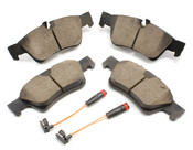 Mercedes Brake Pad Set - Akebono 0044205220