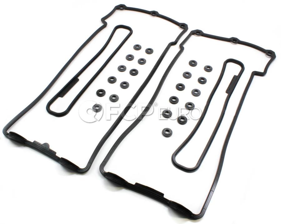 BMW Valve Cover Gasket Kit - Genuine BMW 11129069871KT1