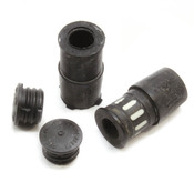 For 2001-2006 BMW 325xi Disc Brake Caliper Guide Pin Boot Kit API 96148PJ 2002