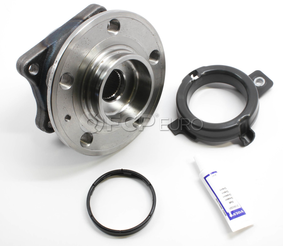 Volvo Wheel Hub Assembly - Genuine Volvo 31658083