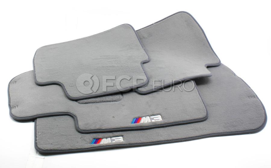 BMW M3 Floor Mat Set - Genuine BMW 82110029322