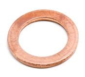 Volvo Engine Coolant Temperature Sensor Seal Ring - Genuine Volvo 11994