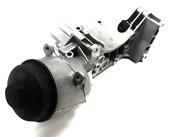 BMW Engine Oil Filter Housing - Genuine BMW 11421713838