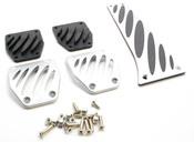 BMW Performance Aluminum Pedal Set - Genuine BMW 35002213213