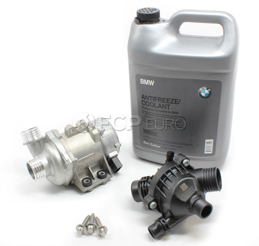 BMW Water Pump Replacement Kit - 11517586925KT1