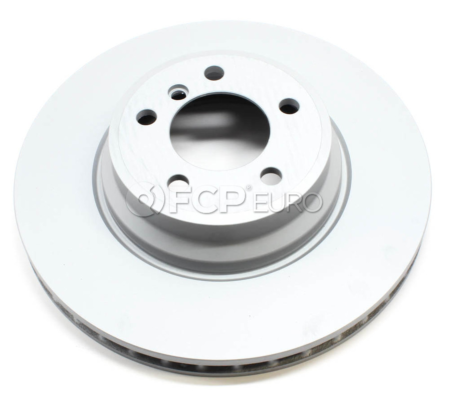 BMW Brake Disc - Zimmermann 34116864057