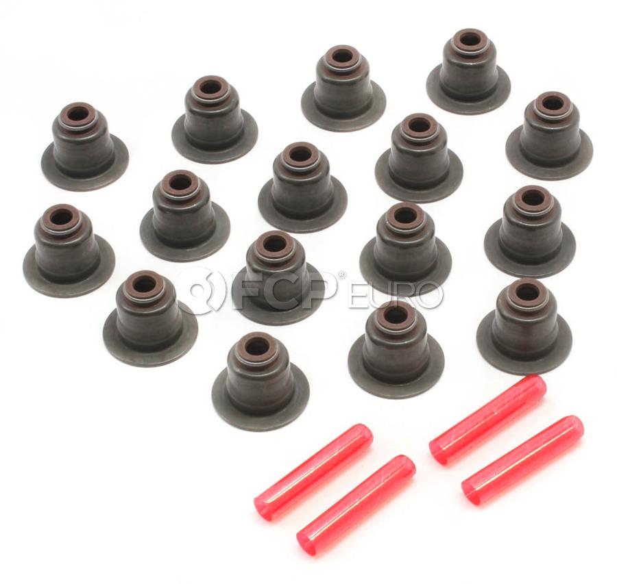 Valve Stem Seal Kit 32-Pack 12-37281-01 VICTOR REINZ BMW 545i 650i 745i 750i X5