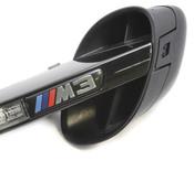 BMW Black Chrome Fender Grille - Genuine BMW 51137979352