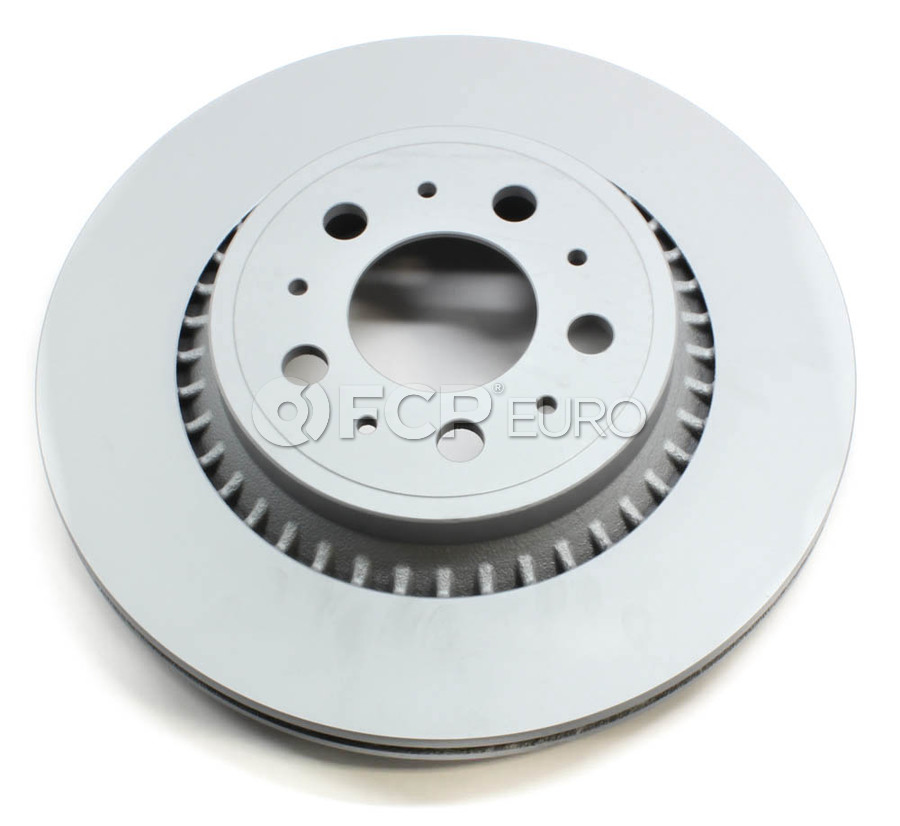 Volvo Brake Disc - Zimmermann 8624926