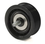 Mercedes Drive Belt Idler Pulley - INA 2722021019