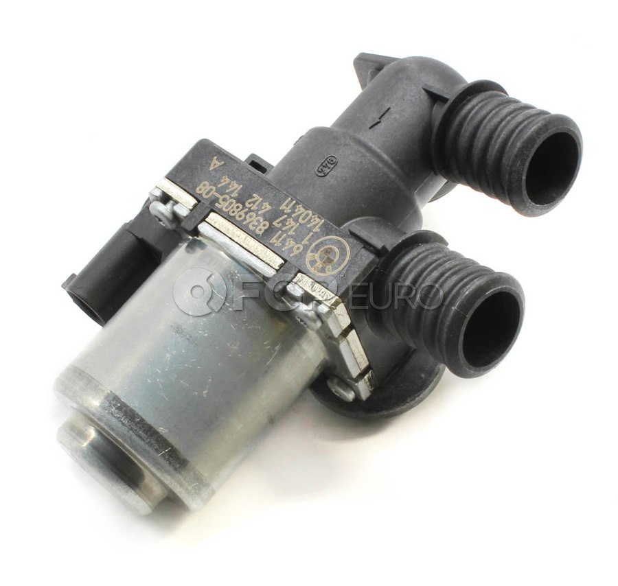 BMW Heater Control Valve - Genuine BMW 64118369805