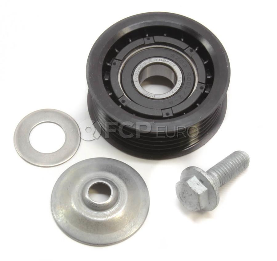 Saab Drive Belt Idler Pulley - INA 55562635