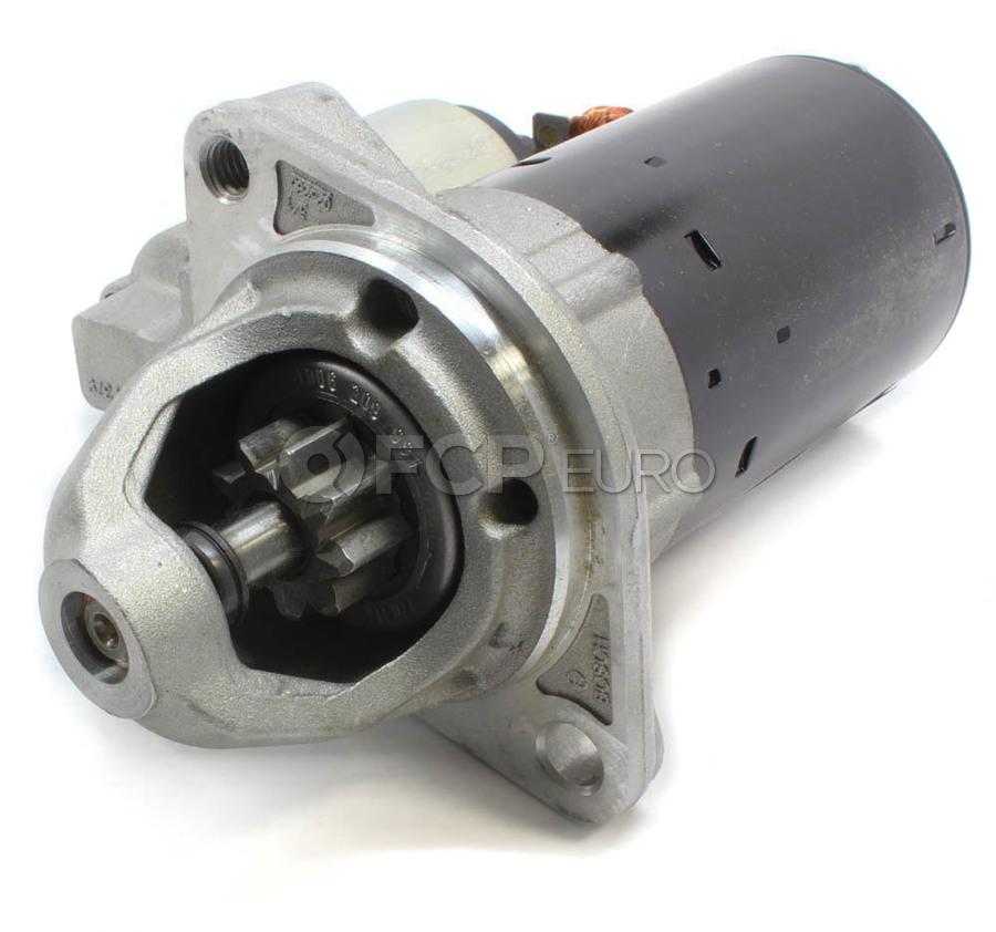 BMW Remanufactured Starter Motor - Bosch SR0492X