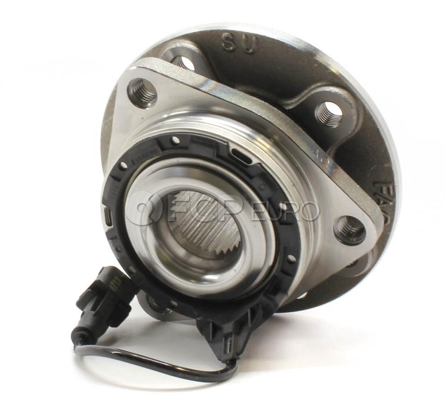 Saab Wheel Hub Assembly - FAG 93186387