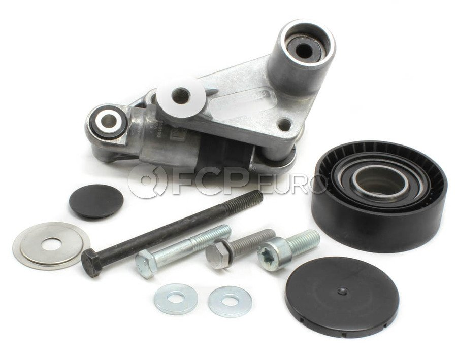 pack of one febi bilstein 09813 Tensioner Assembly for auxiliary belt