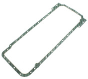 Mercedes Oil Pan Gasket - Elring 1170140322