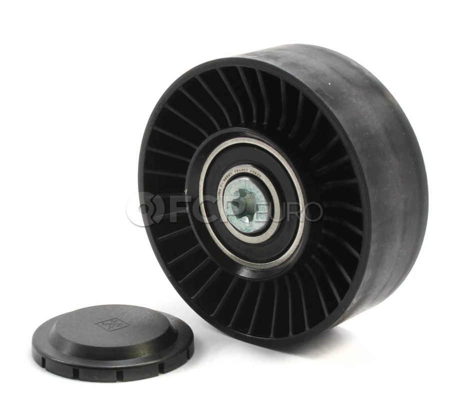 BMW Drive Belt Idler Pulley (80mm) - INA 11287556251